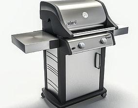 3D Weber Spirit E215
