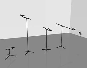 Microphones 3D