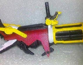 3D print model TRANSFORMERS PRIME BEAST HUNTERS OPTIMUS 2