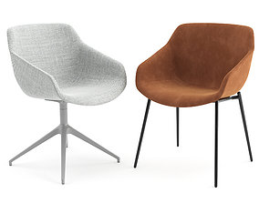 3D Vienna Chairs by Boconcept