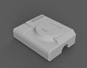 3D printable model Retro Raspberry Pi Case Genesis