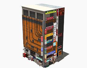 Kabukicho Building 0001 3D
