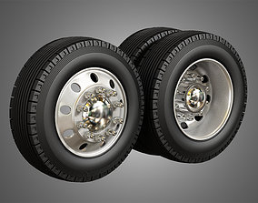 3D rims Trucks Tires and Alcoa Rims