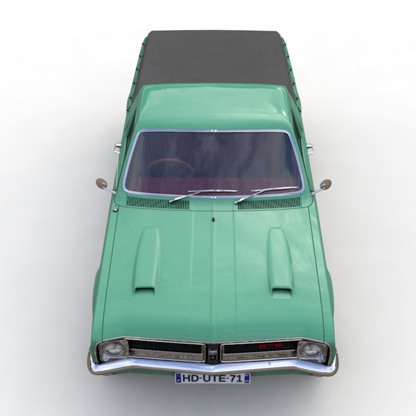 HOLDEN HG UTE GTS 1971