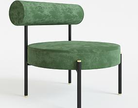 3D Chair Ex t REST LOUNGE CHAIR