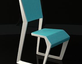 3D asset Cantilever Chair