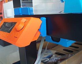 3D printable model Prusa Enclosure MK3S Print Controller 2