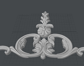 Decor 3D model realtime