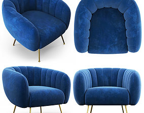 Cult Living Effie Armchair 3D model