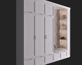 3D model cupboard Wardrobe