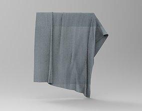 3D asset Cloth FBX 689