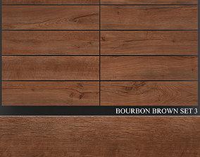 Peronda Bourbon Brown Set 3 3D