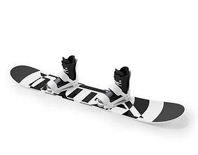 Snowboard 3D