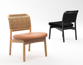 3D Ariake The Saga Low chair