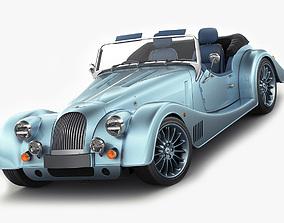 Morgan Plus Six 3D model