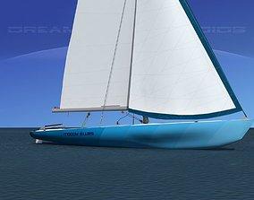 3D model Buccaneer 18 V06