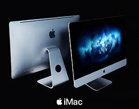 Apple iMac 3D asset realtime