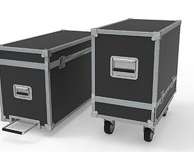 3D Flightcase Lighting Case