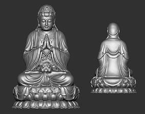 Kwanyin Bodhisattva 008 3D print model