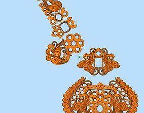 3D printable model Hindu god temple Jewelry 200 to 250 1