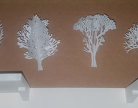Arch Model trees miniatures