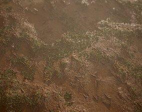 Mud Grass 3D