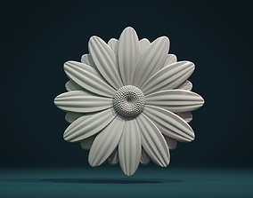 3D printable model signs-logos Daisy