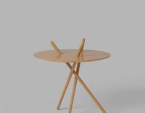 Micado table - 3D model