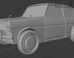 3D printable model Ford Anglia
