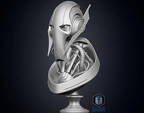 General Grievous Bust 3D printable model