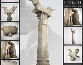 Ancient Persia 3D model