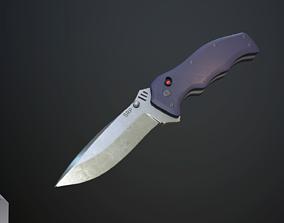 3D asset Clasp knife vulcan vol 2