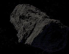 3D asteroid version 2 high detail