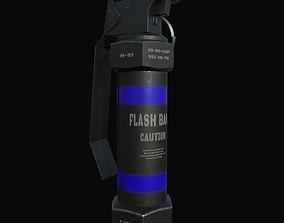 Flash Grenade - Resident Evil 2 3D model