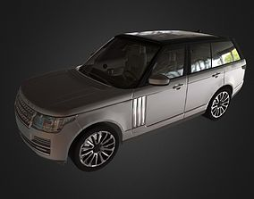 3D asset Range Rover Vogue Autobiography