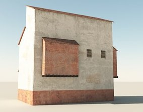 3D Roman Apartment Block 2