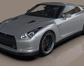 Nissan GT-R SPEC V nissan 3D