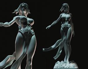 Warrior figurines 3D printable model