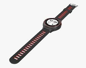 3D model Smart watch 03 open