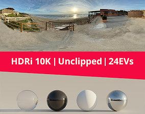 3D HDRi Sea and Sunset