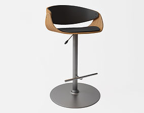 bar Bar stool chair 3d model