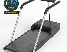 Gym equipment - Treadmill tapis-roulant 3D model