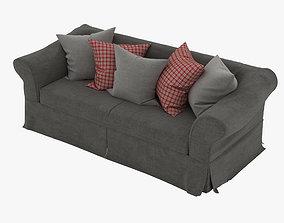 3D model Sofa 3-Seater