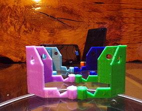 Phone Stand Alpha 3D printable model computer-equipment