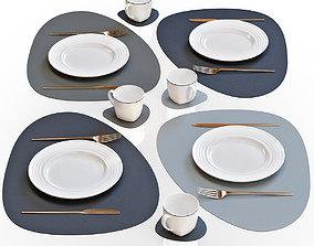 Table setting 33 3D model