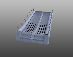 3D Aircraft Slide Raft