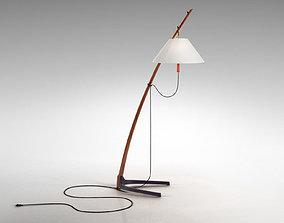 Dornstab Floor Lamp 3D model