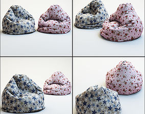 Softline Bean Bag Esprit 3D