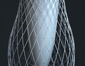 Vase - outdoor furniture 3D model