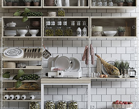Kitchen 12 3D model